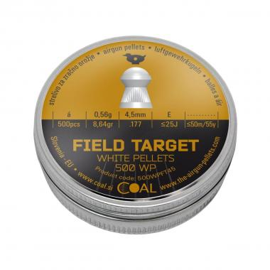 COAL Pellets/Diabolo Field Target cal. 4,5 mm / .177 - 0,56 g - Pz 500